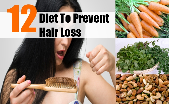 Reverse Hair Loss With A Healthy Diet