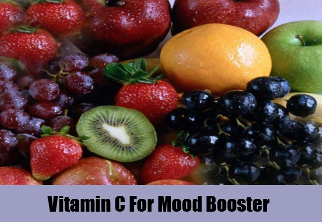 Vitamin C For Mood Booster