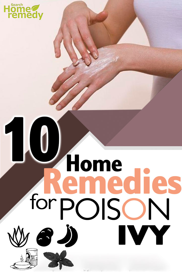 Poison Ivy Home Remedies Natural Treatments Cures Search Home Remedy