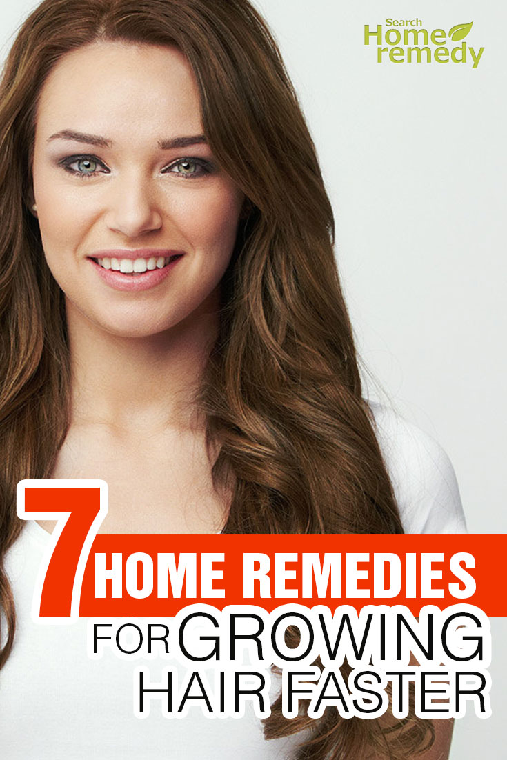 Home Remedies For Growing Hair Faster