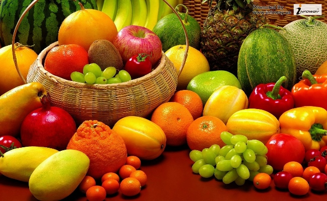 Consume Fresh Fruits