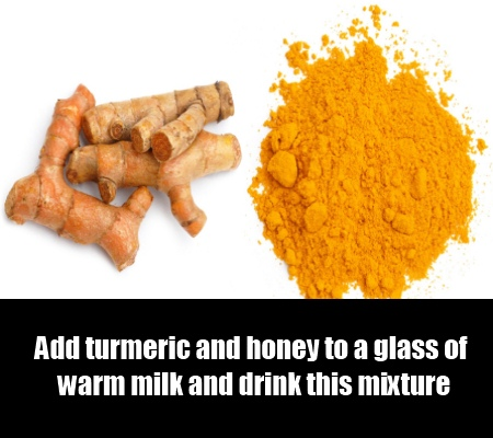Consume Turmeric Powder