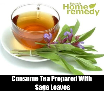 Sage Leaves Tea