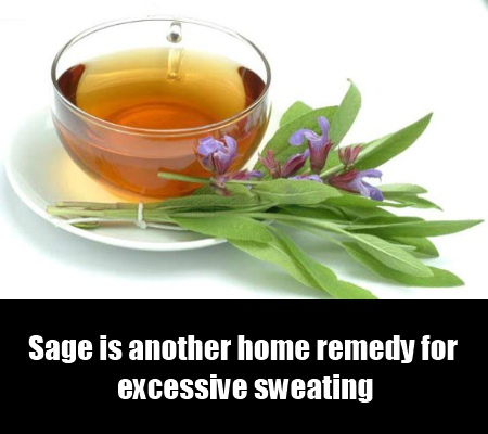 9 Home Remedies For Excessive Sweating   Search Home Remedy