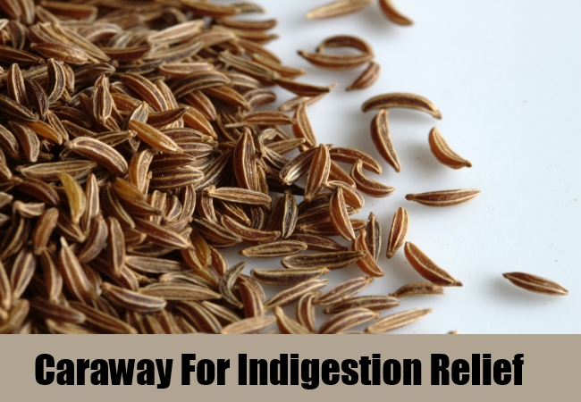 Caraway For Indigestion Relief