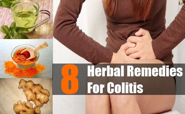 Herbal Remedies For Colitis