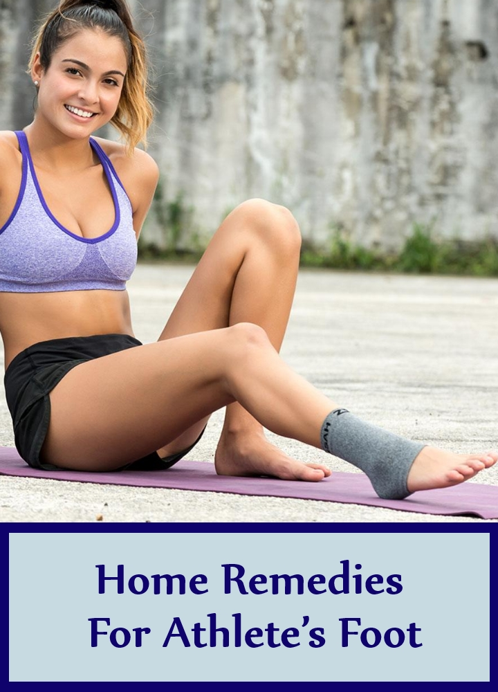 Home Remedies For Athlete's Foot