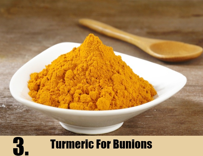 Turmeric For Bunions