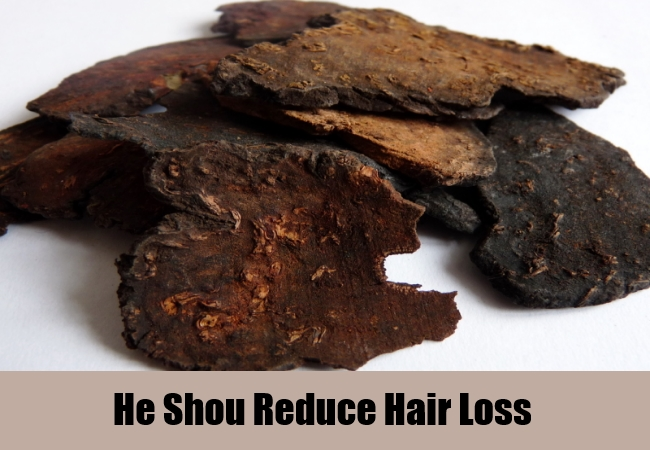 He Shou Reduce Hair Loss