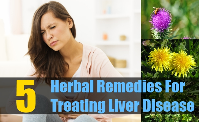 Herbal Remedies For Treating Liver Disease