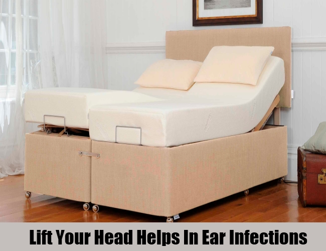 Lift Your Head Helps In Ear Infections