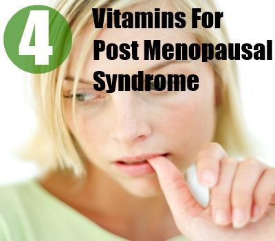 Post Menopausal Syndrome
