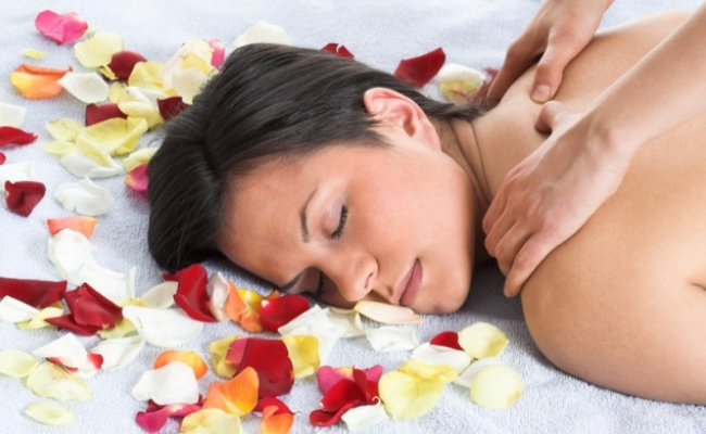 Rejuvenate With Aromatherapy
