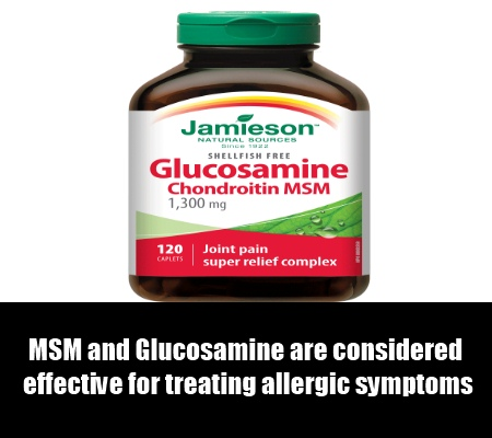 MSM and Glucosamine