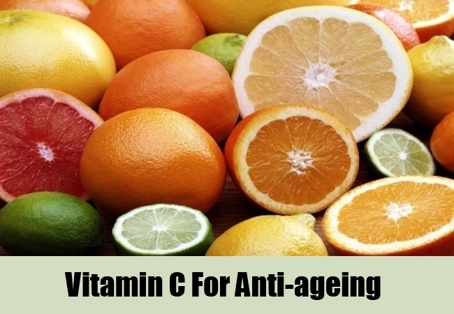 Vitamin C For Anti-ageing