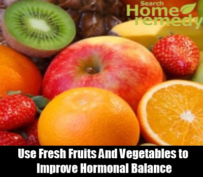 Freah Fruits And Vegetables