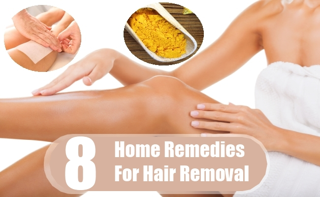 Home Remedies For Hair Removal