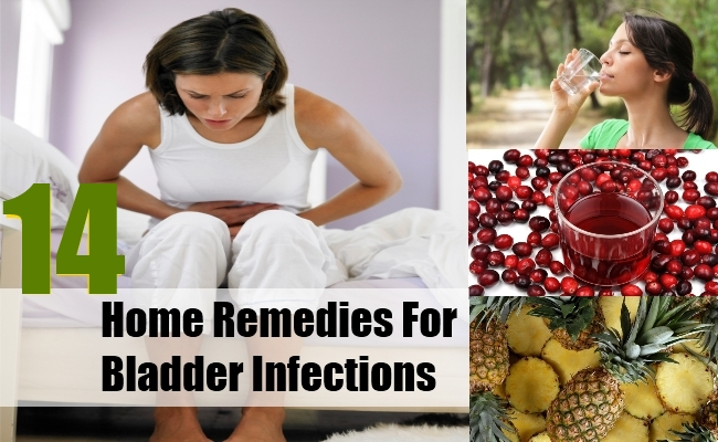 Home Remedies for Bladder Infections