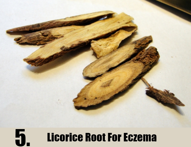 Licorice Root For Eczema