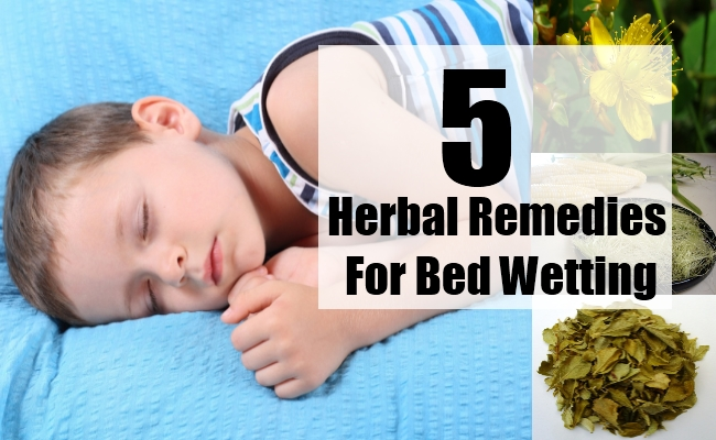 Herbal Remedies For Bed Wetting