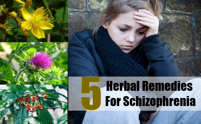 Herbal Remedies For Schizophrenia