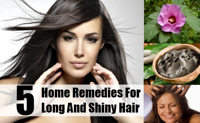Home Remedies For Long And Shiny Hair