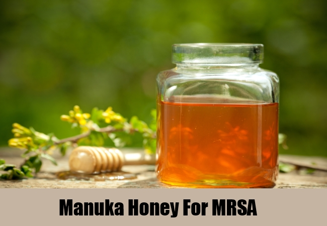 Manuka Honey For MRSA