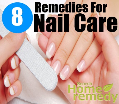 8 Home Remedies For Nail Care