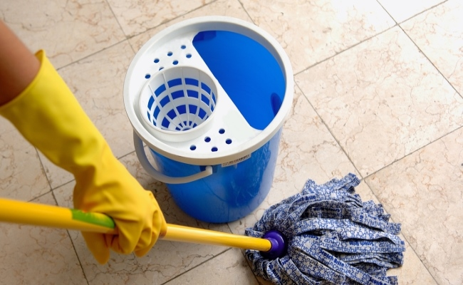 Add Some Citric Acid To Your Floor Washes