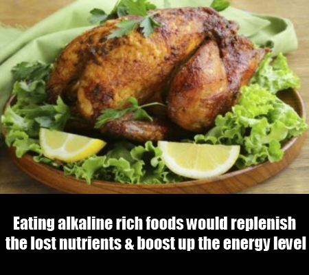 Alkaline Rich Foods