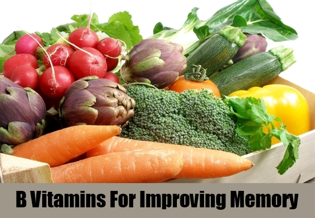 B Vitamins For Improving Memory
