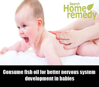Better Nervous System Development in Babies
