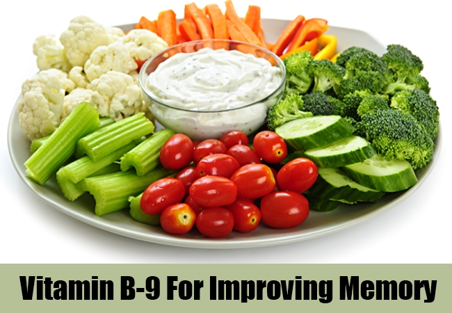 Vitamin B-9 For Improving Memory