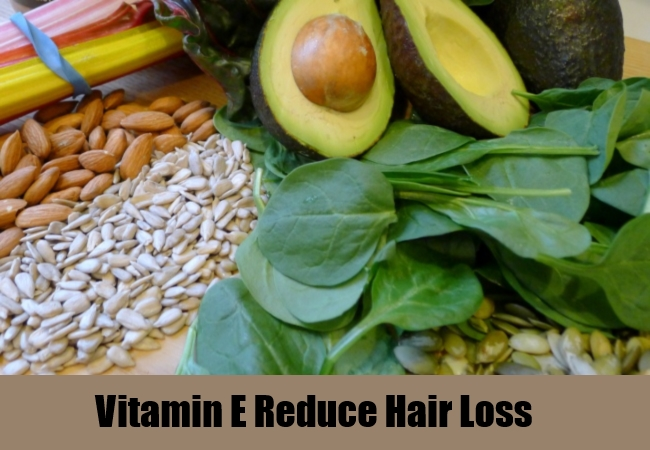 Vitamin E Reduce Hair Loss