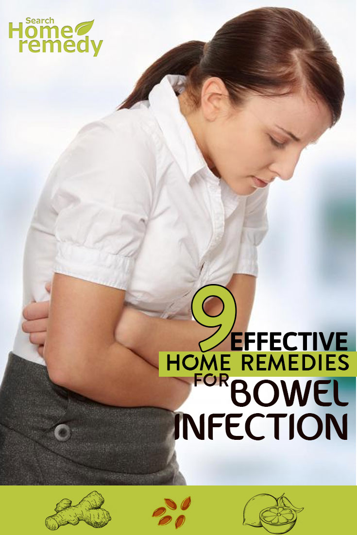 Effective Home Remedies For Bowel Infection