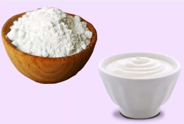 Yogurt And Rice Powder