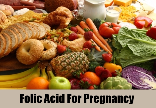 Folic Acid For Pregnancy