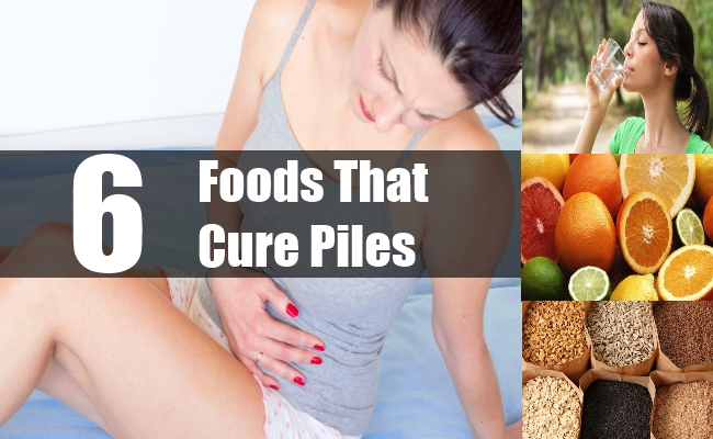 Foods That Cure Piles