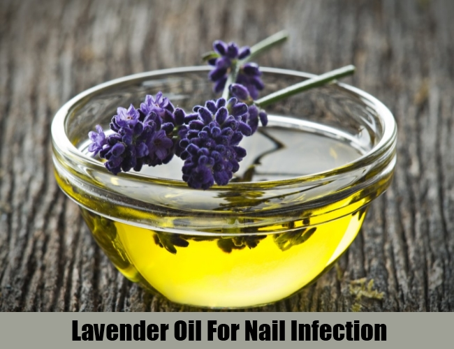 Lavender Oil For Nail Infection