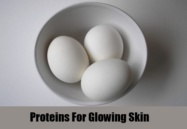 Proteins For Glowing Skin