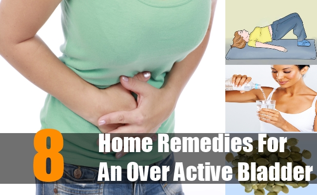 Remedies For An Over Active Bladder
