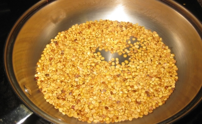 Roasted Horse Grams