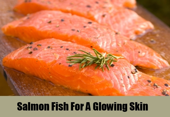 Salmon Fish For A Glowing Skin