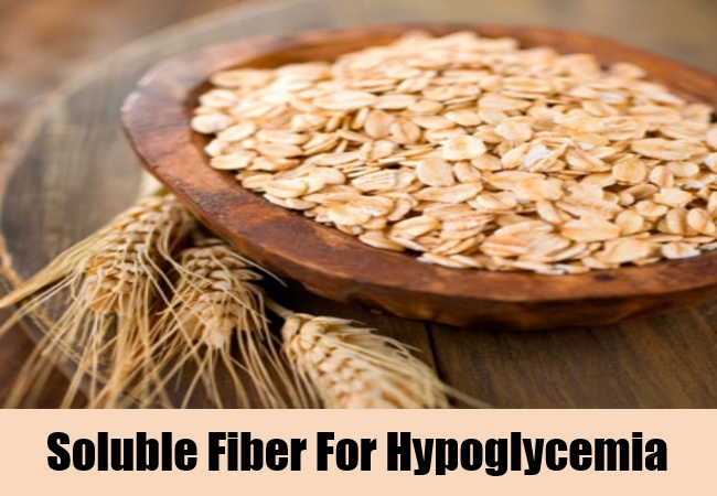 Soluble Fiber For Hypoglycemia