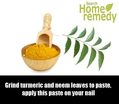 Turmeric, Neem And Mustard Oil