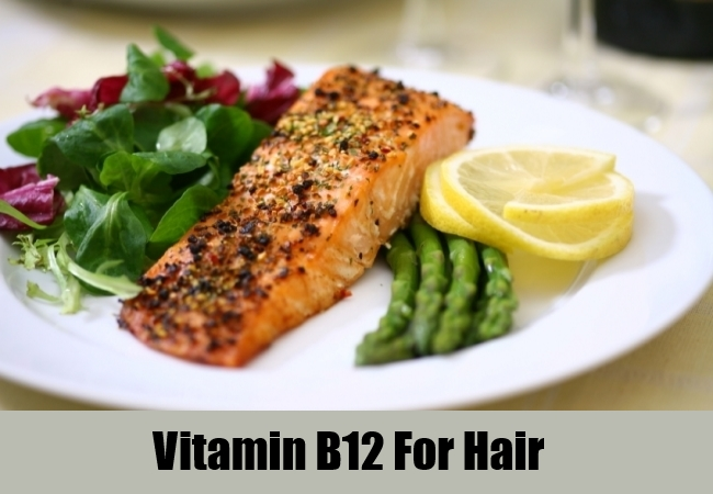 Vitamin B12 For Hair