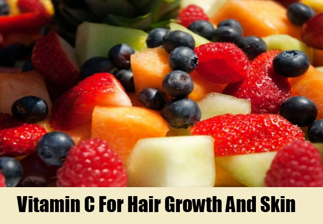Vitamin c For Hair Growth And Skin