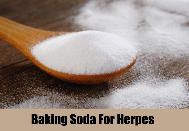Baking Soda For Herpes