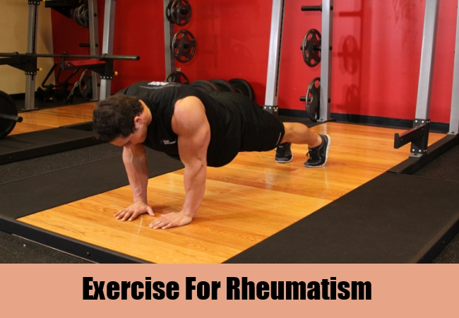 Exercise For Rheumatism