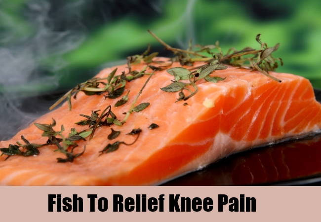 Fish To Relief Knee Pain